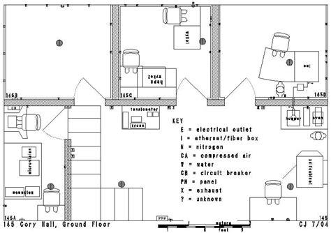 Floor Plan Layouts lab layouts