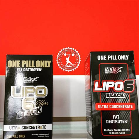 supplement lipo 6 nutrex lipo 6 black ultra concentrate diet supplement