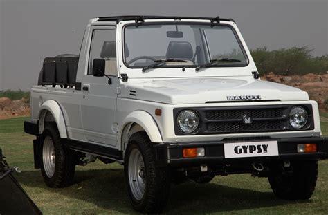 Maruti Suzuki Gipsy Maruti Suzuki Frequently Asked Questions