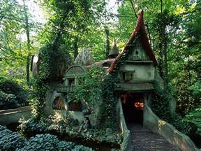 Forest House by Forest House In Efteling Holland Pics
