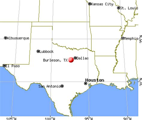 burleson county texas map images