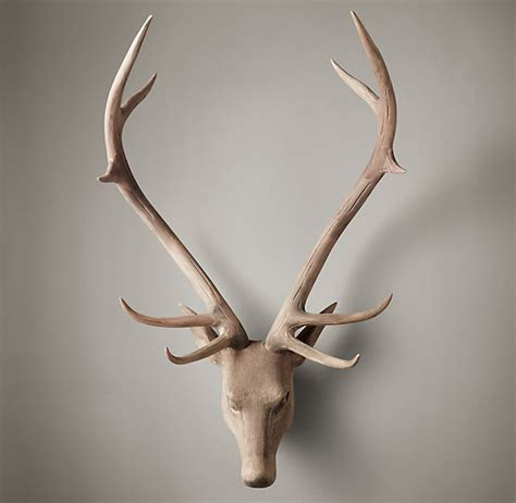 Stag Head Designs | stag head on pinterest