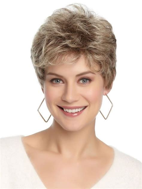 wigs for older women with square faces image short 51 best short curly hairstyles images on pinterest