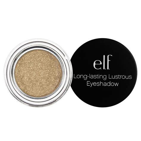 Eyeshadow E e l f studio lasting lustrous eyeshadow reviews