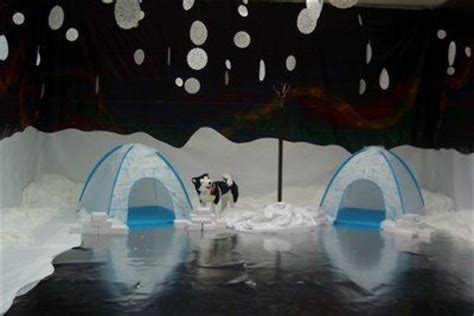 Decorating Ideas For Everest Vbs Vacation Bible School Vacations And Snowflakes On