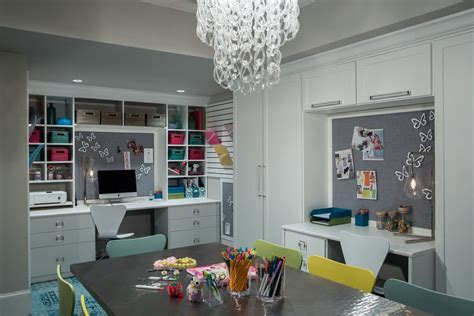 arts and crafts study room pictures kids transitional with sophisticated design contemporary
