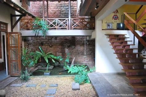 courtyard designs  srilanka google search courtyard