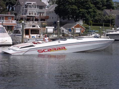 donzi rc boats for sale 1990 wellcraft scarab powerboat for sale in rhode island