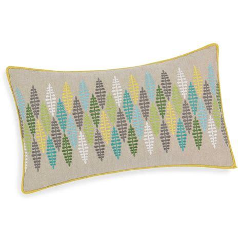 fodera cuscini fodera di cuscino in cotone 30 x 50 cm exotica maisons