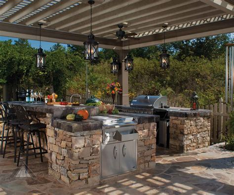 Outdoor Kitchen Design Ideas Outdoor Kitchens By Premier Deck And Patios San Antonio Tx