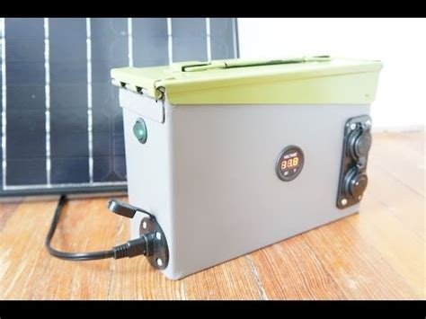 diy how to build a portable 420 watt solar power