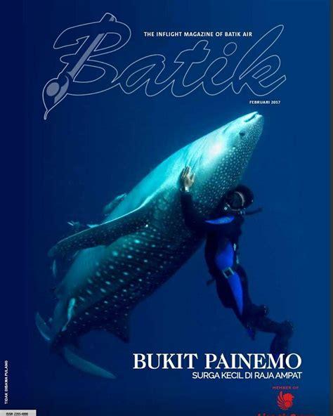 batik air inflight magazine cover majalah batik air menuai protes aktivis lingkungan
