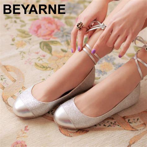 Flat Shoes Square Ribbon White Sh003 3 get cheap lace ivory flats aliexpress
