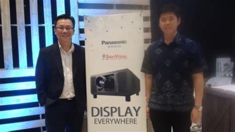 Proyektor Panasonic Terbaru proyektor laser panasonic terbaru dipasarkan di indonesia tribunnews