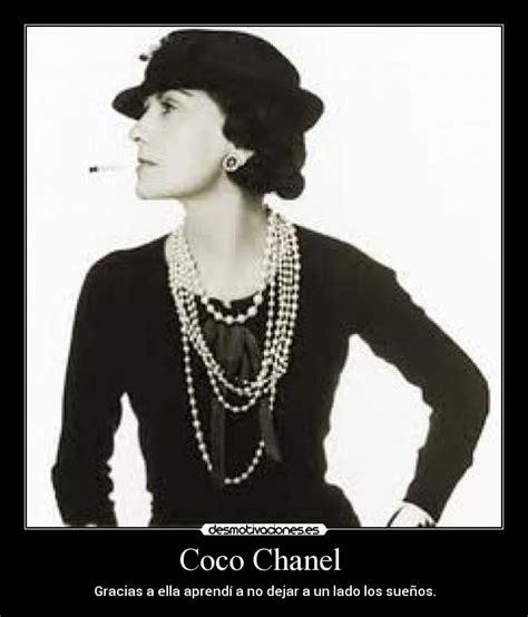 Coco Chanel Meme - coco chanel desmotivaciones