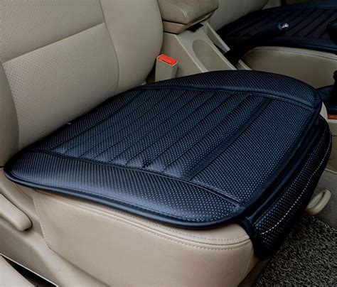 leather seat protector for car seat 3pcs set car cushions car seat covers summer premium car