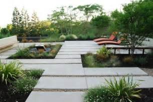 Contemporary Gardens by Designing A Contemporary Garden With Warmth Garden Design