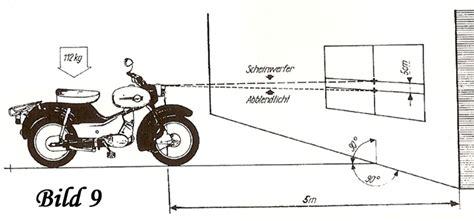 Motorrad Scheinwerfer Einstellen Anleitung by Simsonfreundeonline De