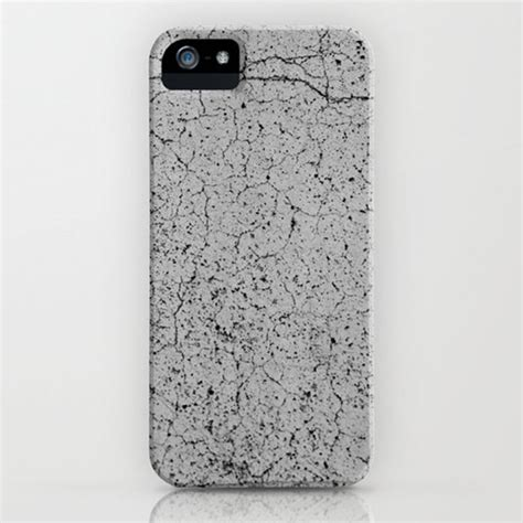 design milk concrete concrete look iphone 5 and samsung galaxy s4 cases