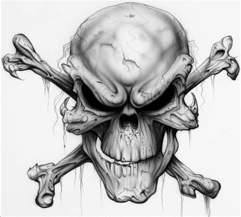 skull and crossbones tattoos diposting oleh faganteng di 19 08