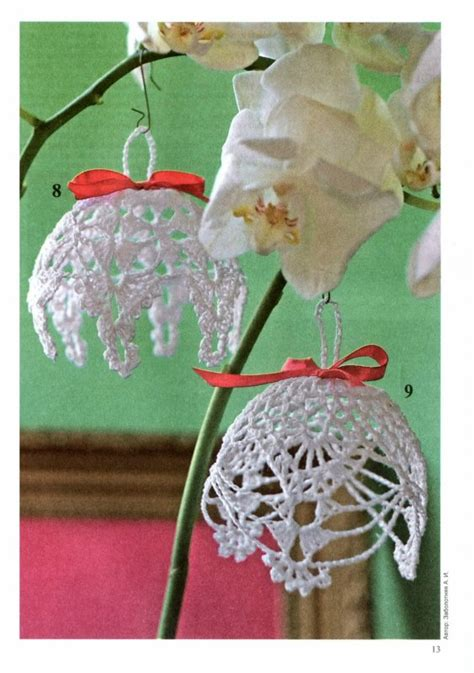 christmas ornament craft ideas craft ideas crocheted ornament for tree make handmade crochet craft
