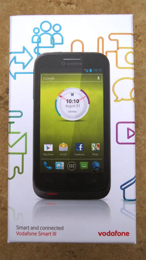 android smart reviews vodafone smart iii android phone review coolsmartphone