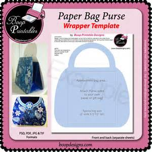 purse templates paper bag purse templates by boop printable designs bp