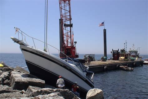 boat salvage business salvage and diving great lakes dock materials llc