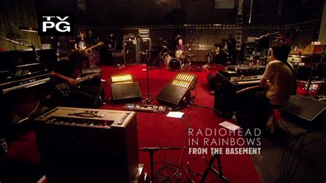 radiohead in rainbows from the basement 2008 torrents