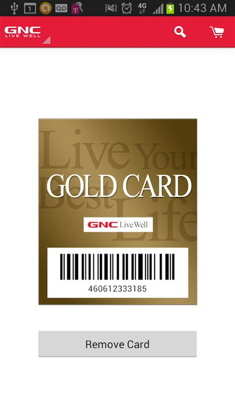 Gnc Gift Cards - gnc android apps on google play