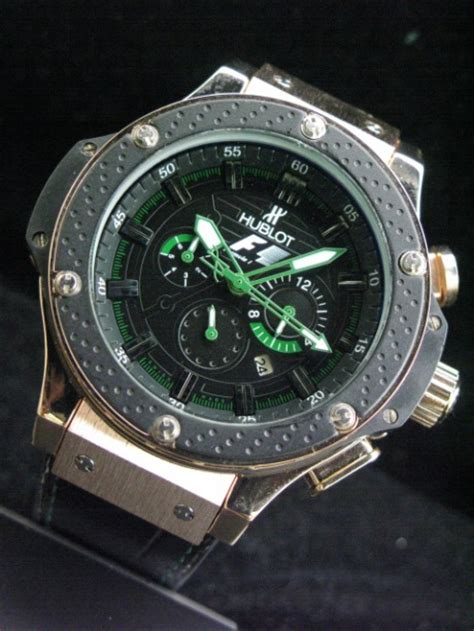 Hublot Spider King Power Leather 3 Colours clix 2 shop hublot geneve big king power f1 automatic leather gold green