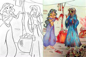 guide coloring book corruptions