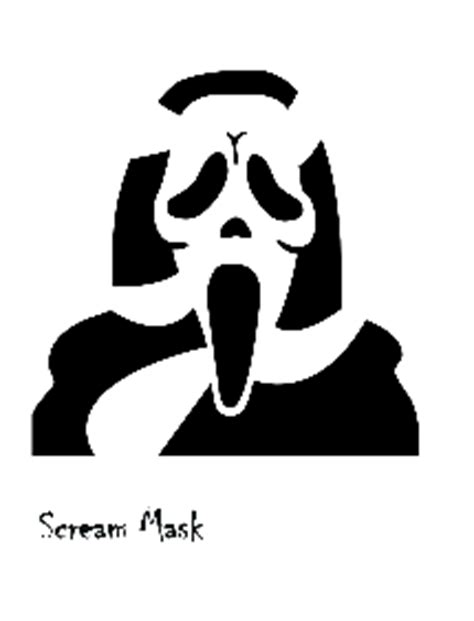 scream pumpkin template the gallery for gt scream pumpkin stencils