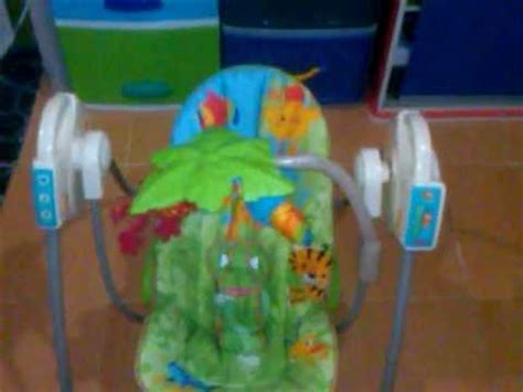 fisher price rainforest open top take along baby swing fisher price rainforest open top take along swing