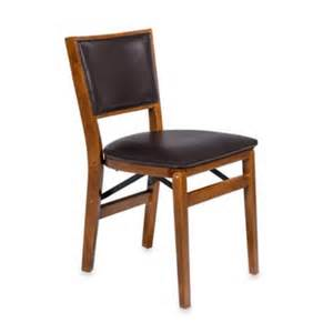 Folding Dining Chairs Padded Buy Folding Upholstered Chairs From Bed Bath Beyond