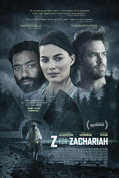 Resumen Z For Zachariah z for zachariah 2015 filmaffinity