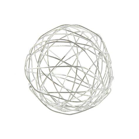 1 5 quot wire balls silver 8 xq12832 20 craftoutlet com