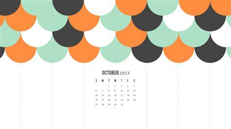 Graphic Design Calendar Wallpaper | sarah hearts october 2013 calendar wallpaper