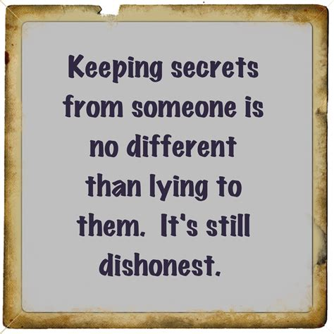 your secret keeping secrets quotes and sayings quotesgram