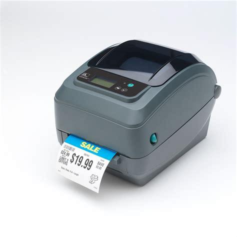 Bar Code Data Ltd. Zebra GX420t Desktop Printer Range