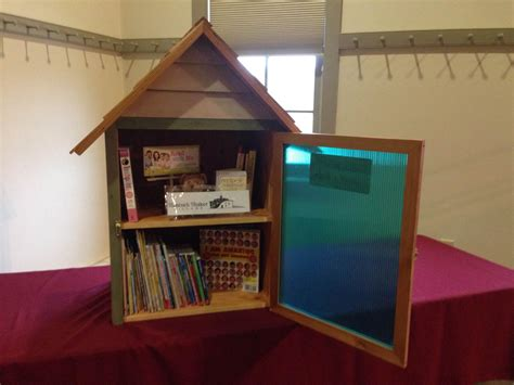 the read house united way installing book houses around berkshires wamc