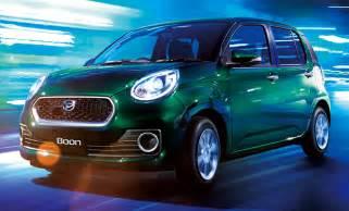 Daihatsu Malaysia 2016 Daihatsu Boon Unveiled Next Myvi Incoming