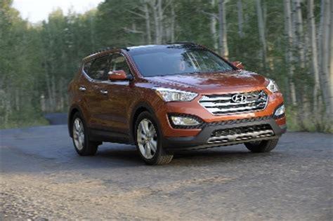 names of hyundai cars cars names hyundai santa fe sport family car of the
