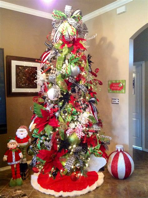 642 best awesome christmas trees images on pinterest