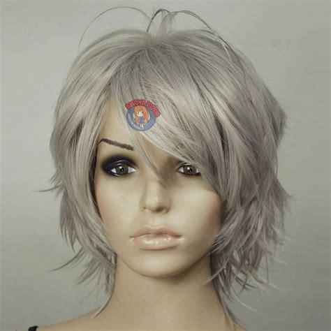 Shaggy Hairstyles For by 2018 Shaggy Hairstyles For Gray Hair