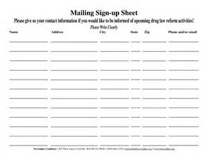 Email Sign Up Sheet Template by Best Photos Of Email Sign Up Sheet Template Free