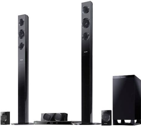 panasonic sc btt490 hd 3d disc home theater