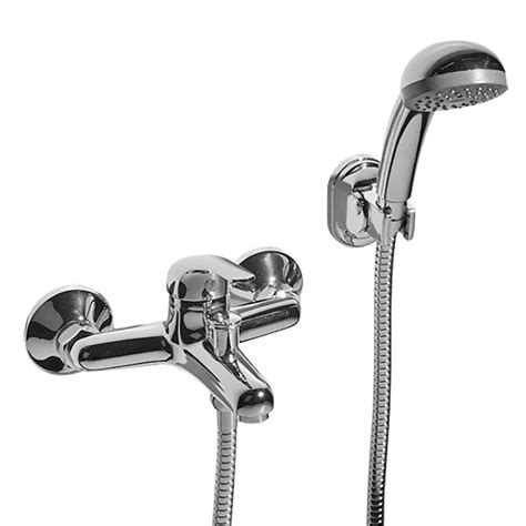 bathroom wall mixer alfa wall mounted bath shower mixer