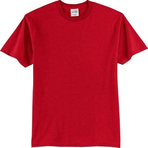 Kaos Polos Warna Maroon kaos polos merah maroon cotton combed carded