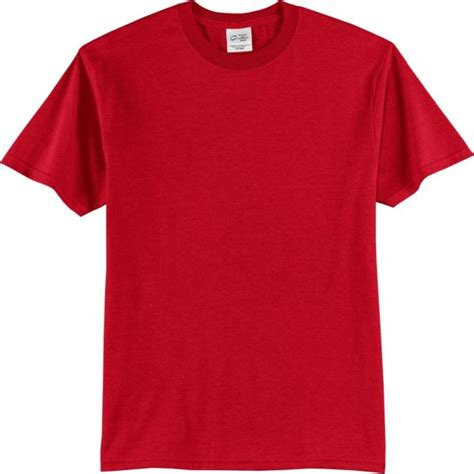 kaos polos merah maroon cotton combed carded